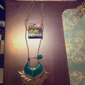 Necklace= Costume Jewelry